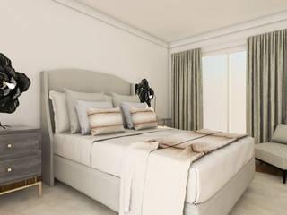FEMMA Interior Design Спальня