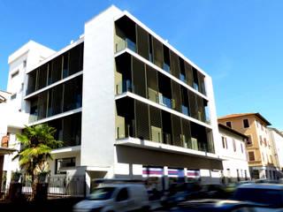 Panoramica 1:  in stile  di MAPR architettura