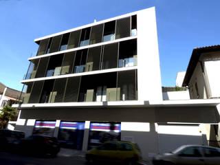 Panoramica 2:  in stile  di MAPR architettura