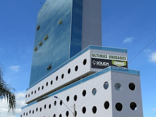 Edificios de oficinas de estilo moderno de Repsold Projetos e Design Moderno