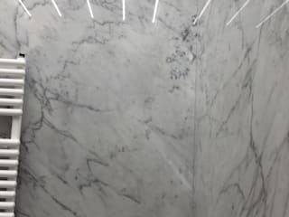 Giemme Marmi S.R.L. BathroomBathtubs & showers Marble White
