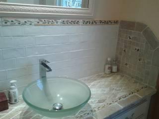 Ванная в классическом стиле от La Fleche Design Классический