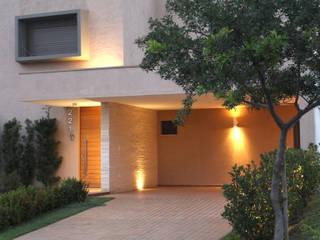 Residencia Mogi Mirim Casas modernas por Pereira Cunha Arquitetos Moderno