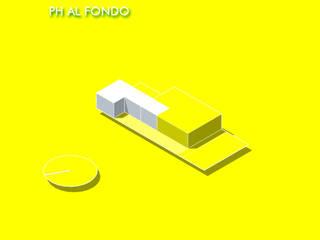 Casa R:  de estilo  por FLA - Fernando Ludueña Arquitecto