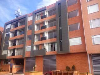 Casas de estilo moderno de FARIAS SAS ARQUITECTOS Moderno
