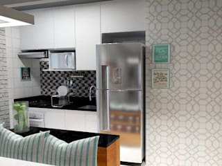 Kitchen by SIMPLESCIDADE ARQUITETURA, Modern