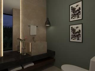 Modern bathroom by Vau Studio Modern