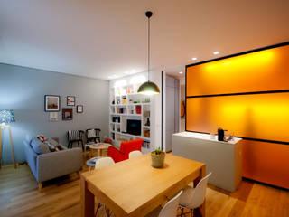 Casa LT: Sala da pranzo in stile  di Next Urban Solutions
