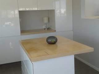 VIVIENDA RGG Cocinas minimalistas de Vila Suárez Minimalista
