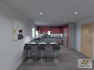 Cozinhas 3D:   por work3design