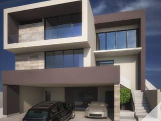 Casa Lagos del Vergel Casas modernas de FL Arquitectos Moderno