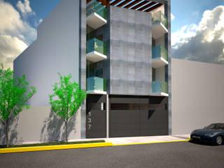 modern  by BTA DISEÑO Y CONSTRUCCION, Modern