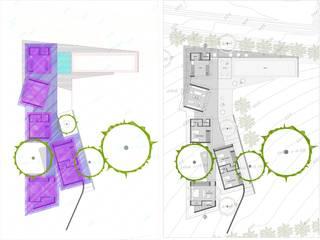 CASA L1_ San Jerónimo - Antioquia: Casas de estilo  por @tresarquitectos