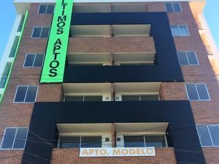 Modern Houses by FARIAS SAS ARQUITECTOS Modern