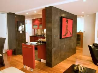 Study/office by hidalgomashidalgo arquitectos, Modern
