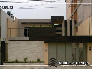 Casa Victoria:  de estilo  por STUDIO&DESIGN