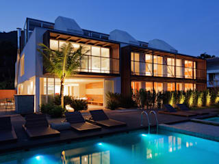 Modern hotels by GCP Arquitetura & Urbanismo Modern