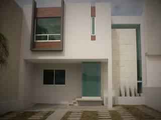 Rumah Modern Oleh ARQMA Arquitectura & Diseño Modern
