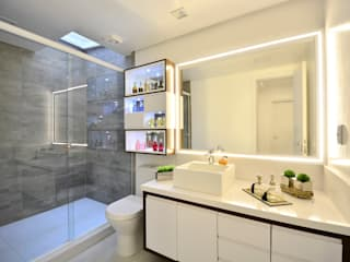 الحد الأدنى  تنفيذ Graça Brenner Arquitetura e Interiores , تبسيطي