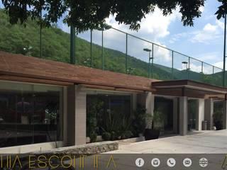 Bahia Escondida Casas modernas de MONACO GRUPO INMOBILIARIO Moderno
