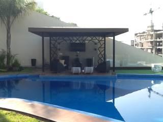 SAN PATRICIO Casas modernas de MONACO GRUPO INMOBILIARIO Moderno