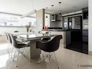 Apartamento SL Cozinhas modernas por Caio Prates Arquitetura e Design Moderno