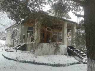 Дом на берегу реки Кама Дома в классическом стиле от Бувайло Игорь Анатольевич Классический