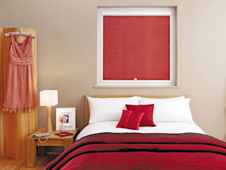 ELITE DECORACION Modern style bedroom Red