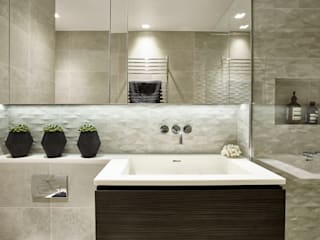 Bathroom by Tailored Living Interiors, Modern