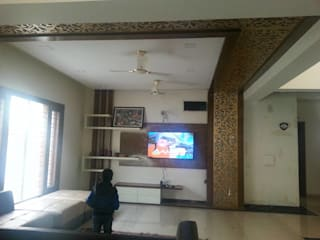 Interior Designer for a Residential house 360 Home Interior Living roomTV stands & cabinets
