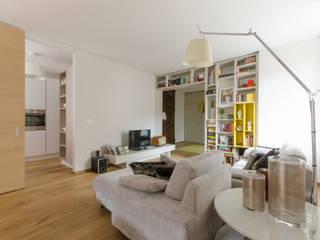 AMBROGIO BARBIERI ARCHITETTI Living room