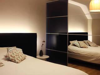 Tourbillon: Chambre de style de style Scandinave par Marion Lucas