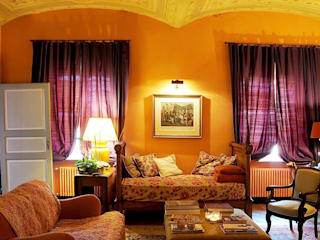 Studio Codebò Vergnano Classic style living room