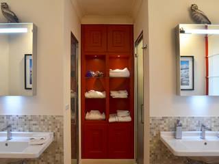 Appartamento in montagna a Megéve Studio Codebò Vergnano Bagno in stile classico