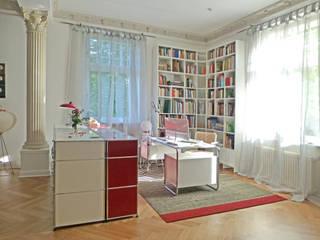 Kiran Kelim & Teppich Kunst Study/office White