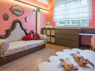 Nursery/kid's room by Katalin Stammer Arquitetura e Design