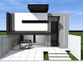 Casa H&J1:   por paulo henrique ribeiro arquitetura