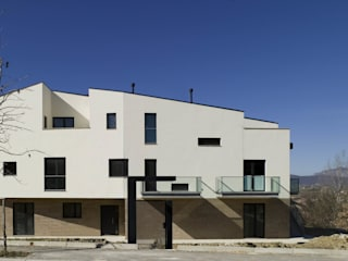 Houses by Lorenzo Rossi Architetti, Modern