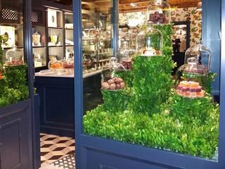 Boutique Odilla Chocolat Studio Codebò Vergnano Negozi & Locali commerciali in stile classico