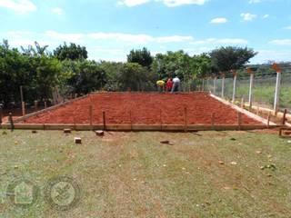 Casa Tijolo Ecológico Avarandada. Informações completas pelo WhatsApp 11 94047-8734 por Construtora Tijolos Verdes