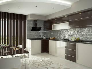 ROAS ARCHITECTURE 3D DESIGN AGENCY Paisajismo de interiores