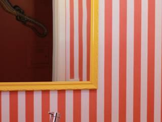 CASA NP Banheiros modernos por Projeto Bem Bolado Moderno