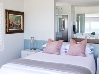 Main bedroom Modern style bedroom by Salomé Knijnenburg Interiors Modern