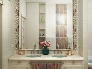 Ванная Галия Ванная в классическом стиле от InsaitDesign Классический