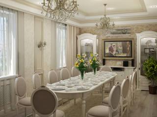 Гостиная Галия Гостиная в классическом стиле от InsaitDesign Классический