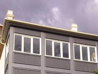 015.CA.12 | Requalificação de Moradia Unifamiliar: Casas modernas por Just an Architect | João Abreu Arquitectos
