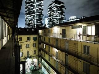 de estilo  por 23bassi studio di architettura, Moderno