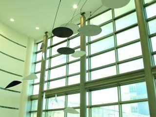 Móvil aéreo Clínica Universitaria de Concepción de Brito Arte y Diseño Moderno