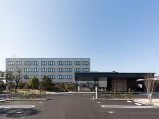 Kanazawa Sainoniwa Hotel_Project モダンなホテル の colocoloenterprise モダン