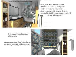 RELOOKING SALLE DE BAIN par Audrey lourdin decoratrice d intérieur